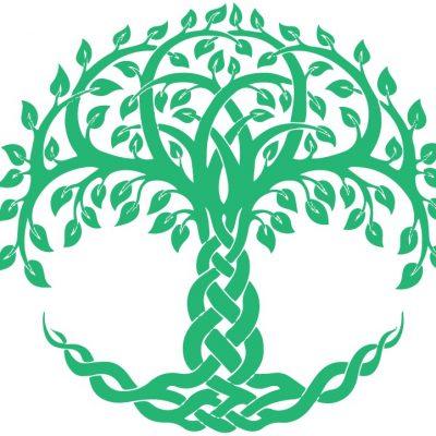 Árvore da Vida Celta eee - Escola de Ensinamentos Espirituais